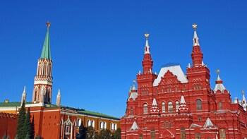 Geführte Privattour mit bevorzugtem Einlass in die Rüstkammer des Kremls