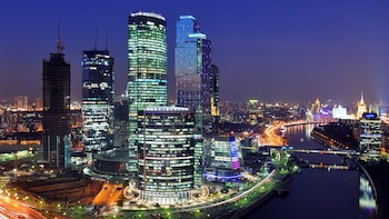 Private Moscow City Tour By Night