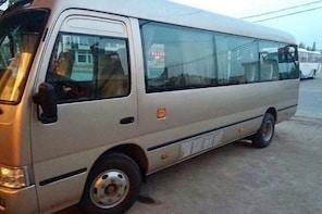 Private Transfer From Changsha to Zhangjiajie