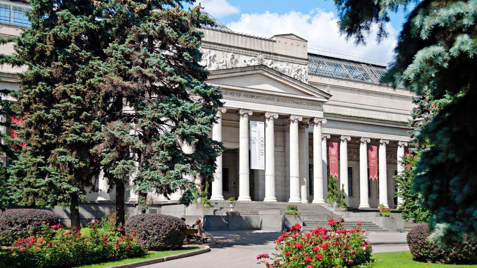 Pushkin Museum of Fine Arts Guided Tour