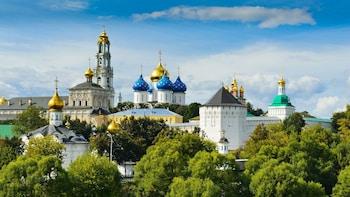 Visite privée d'une journée à Serguiev Possad