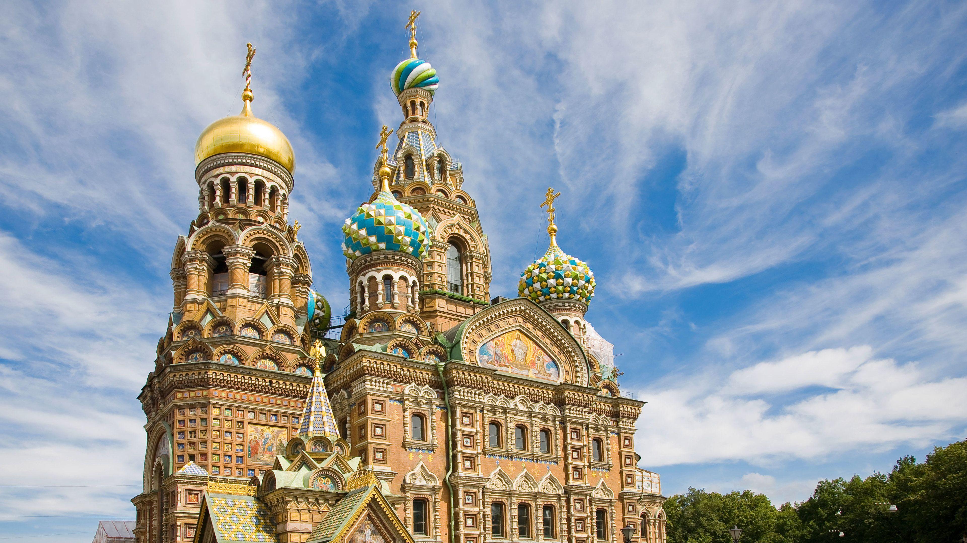 Visite privée de Saint-Pétersbourg