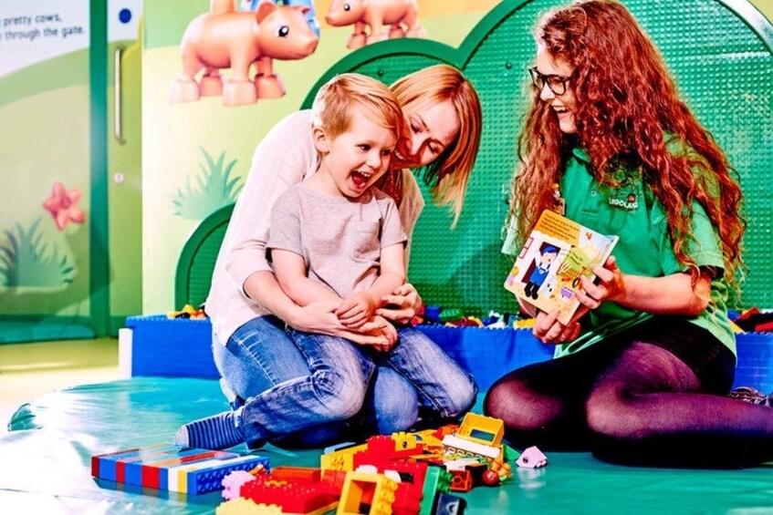 Charger l'élément 3 sur 8. LEGOLAND® Discovery Centre Berlin Tickets