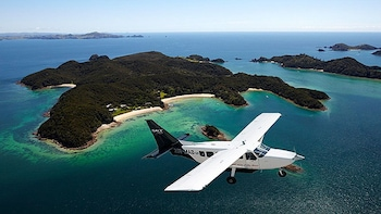 Cape Reinga Airplane Flight & Drive Half Day Tour