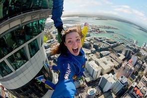SkyJump Auckland - An AJ Hackett Experience