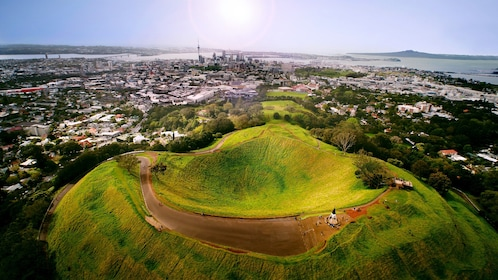 Maori Guided Walking Tour Mt Eden, Auckland