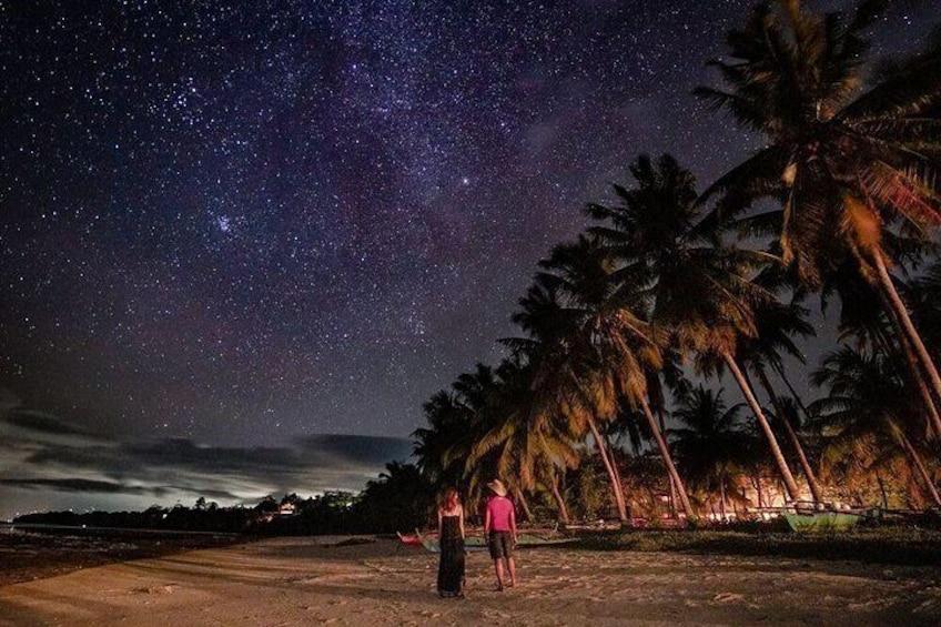 Night Star Gazing