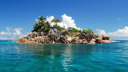 Beautiful island of Seychelles