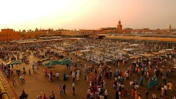 Marrakech Full-Day Tour with Lunch