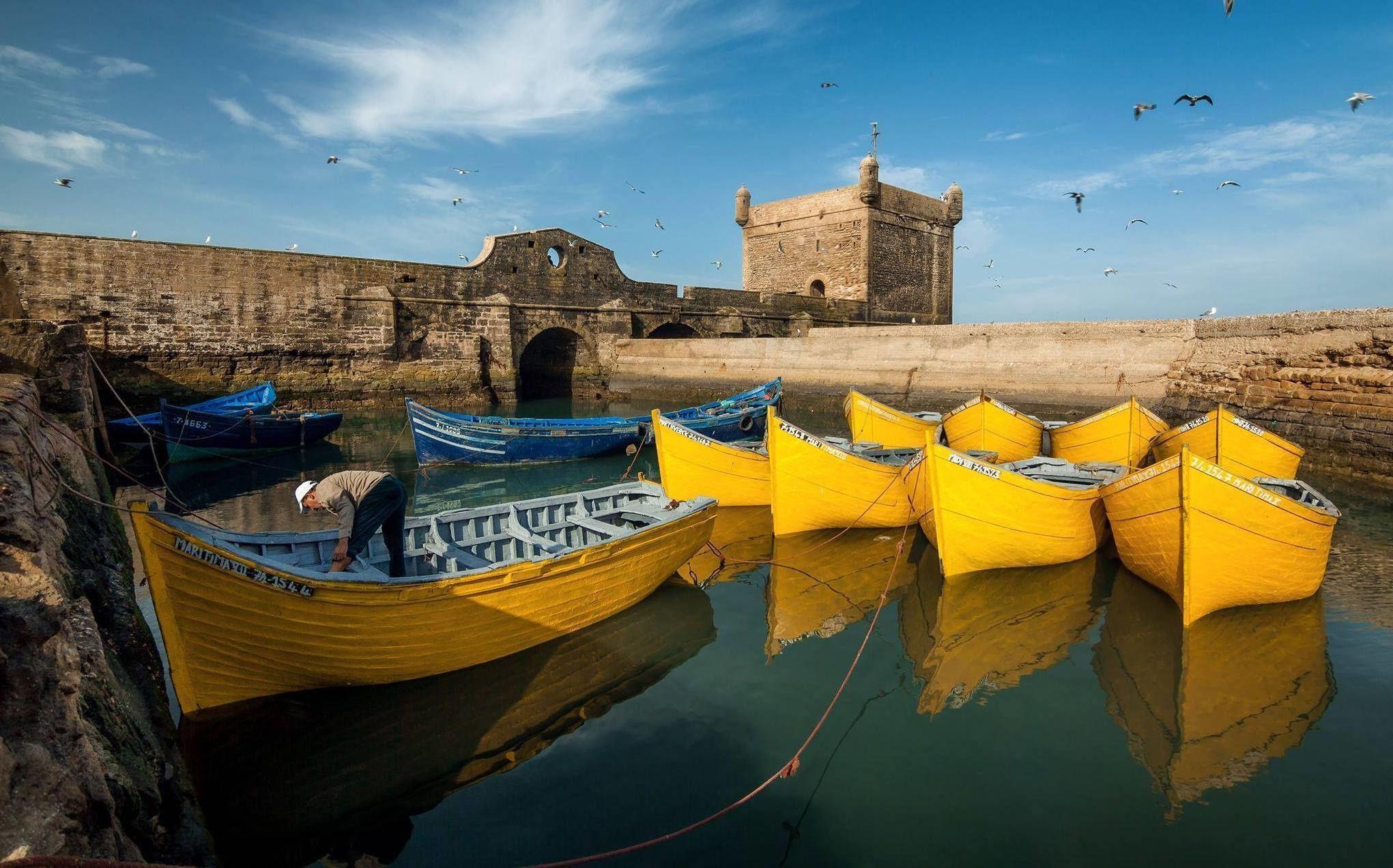 Essaouira Full-Day Tour