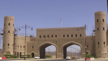 Muscat half-day city tour