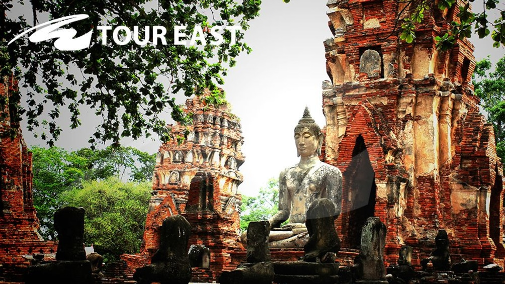 Show item 2 of 11. Ayutthaya Ancient Capital with River Cruise, Lunch & Palace