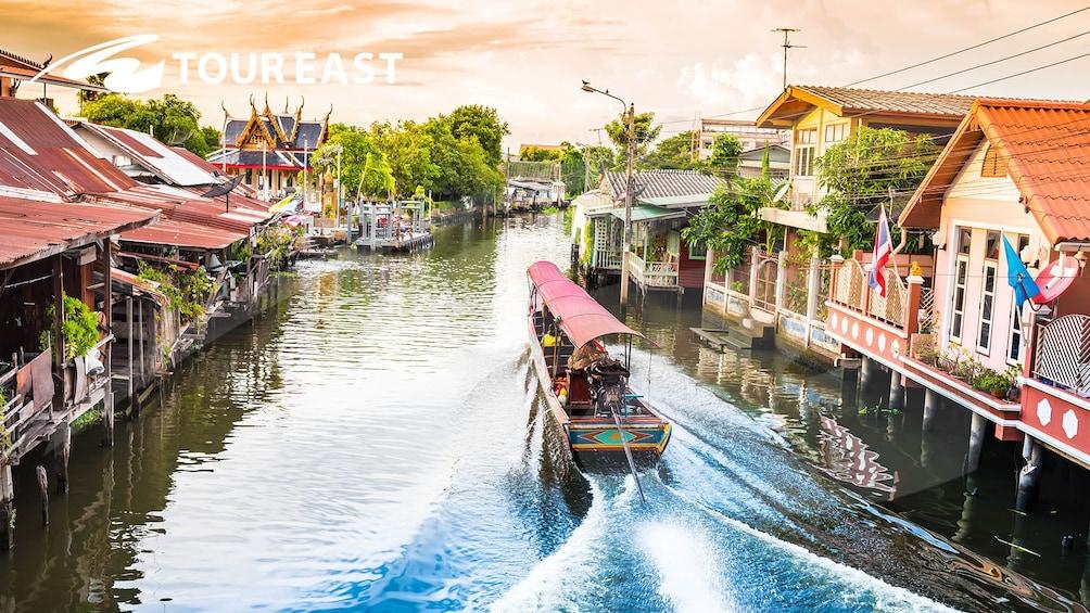Bangkok Waterways & Canals Tour