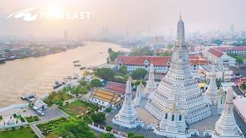 Tour durch Bangkoks Wasserstraßen und Kanäle