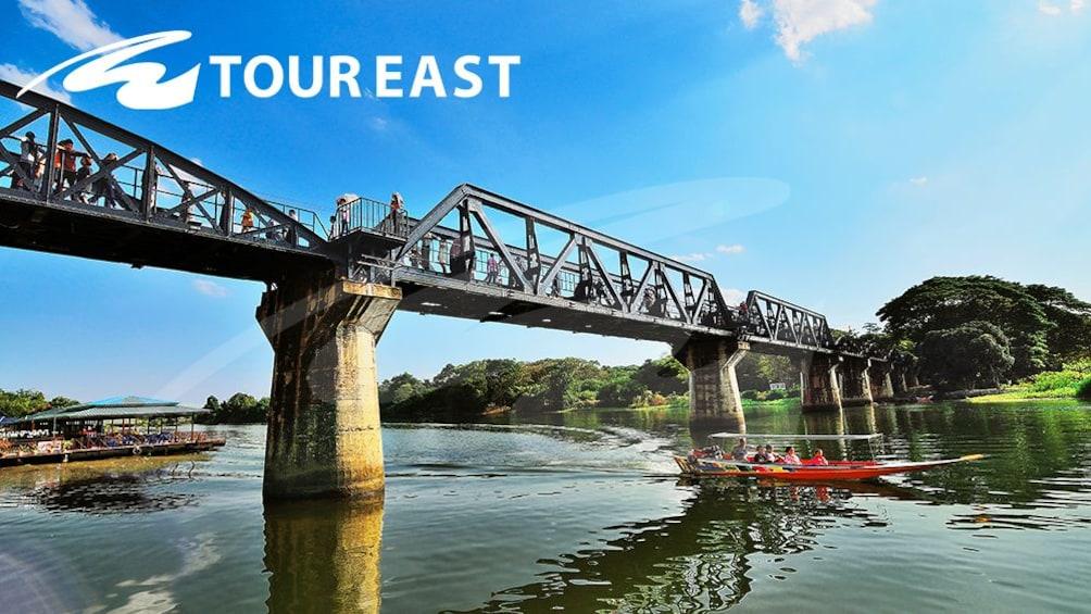 正在顯示第 5 張相片,共 10 張。 Bridge on the River Kwai with Speedboat, Train Ride & Lunch