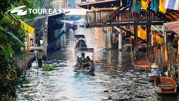 水上市場之旅連長尾快艇之旅