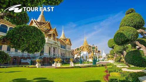 Grand Palace & Emerald Buddha Half-Day Temple Tour