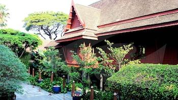 Tour zum Jim Thompson Haus und dem Suan-Pakkard-Palast