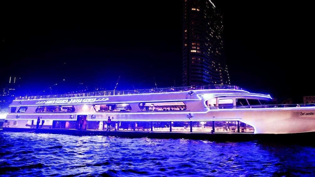正在顯示第 5 張相片,共 9 張。 Bangkok River by Night Dinner Cruise with Entertainment
