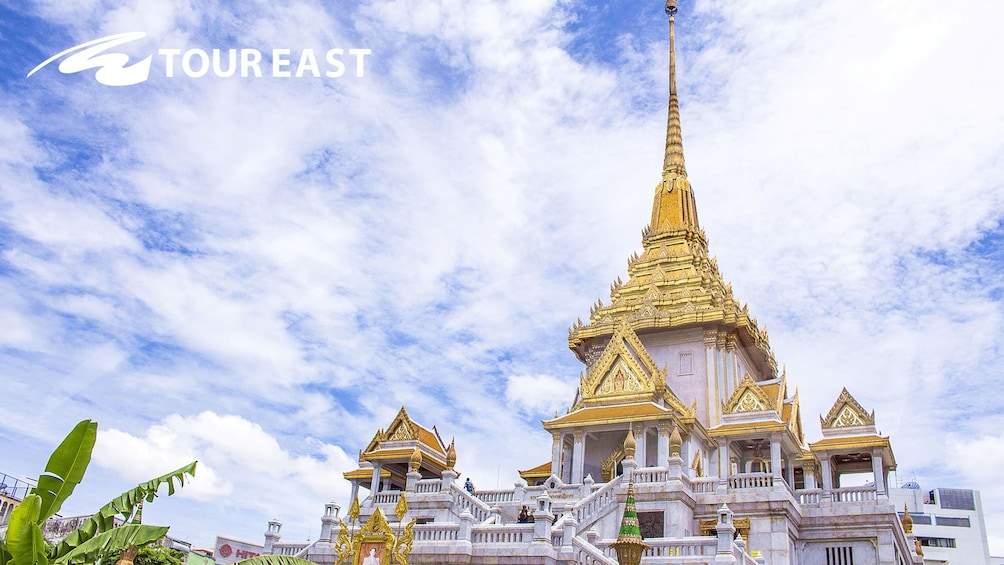 Show item 5 of 10. Golden Buddha, Reclining Buddha & Marble Temple Tour