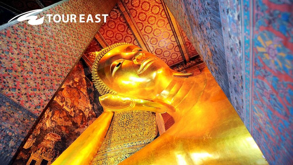 Show item 3 of 10. Golden Buddha, Reclining Buddha & Marble Temple Tour