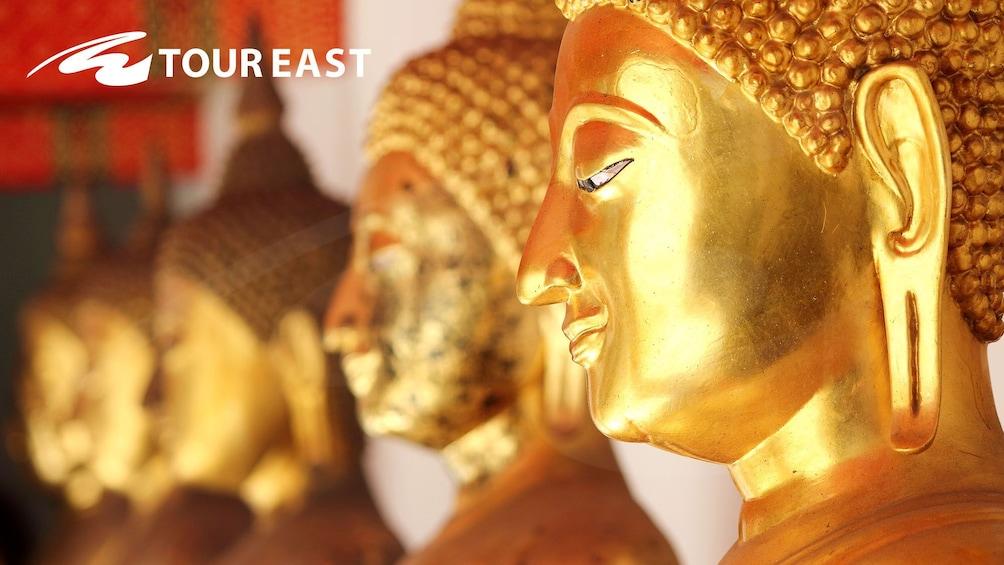 Show item 2 of 10. Golden Buddha, Reclining Buddha & Marble Temple Tour