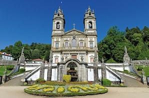 Excursion d'une journée, déjeuner compris : Braga et Guimarães