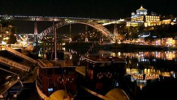 Porto de nuit avec spectacle de fado et dîner