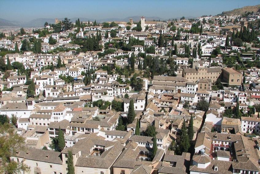 Granada Highlights - Full Day Tour