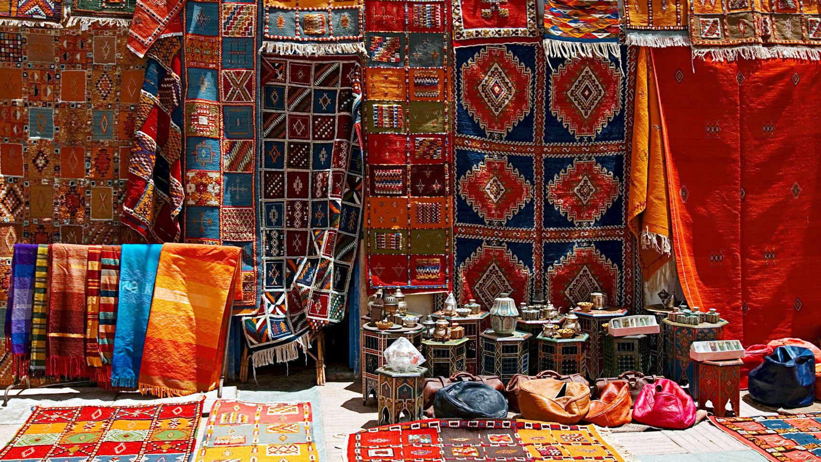 Tangier Full-Day Excursion