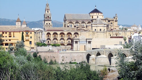 exploring the old city of Cordoba in Spain