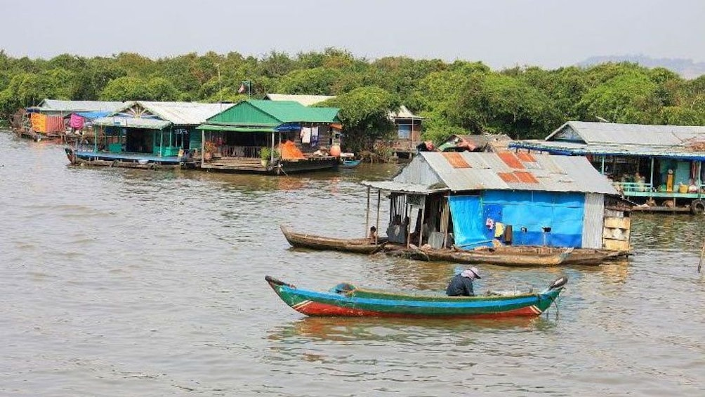 Apri foto 1 di 9. Gorgeous view of Tonle Sap Lake in Sieam Reap