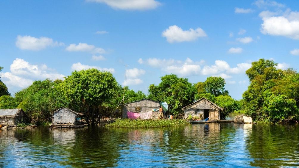 Gorgeous view of Tonlé Sap