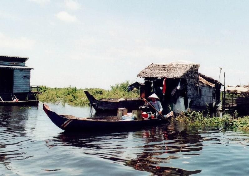 Private Tonlé Sap Lake Cruise