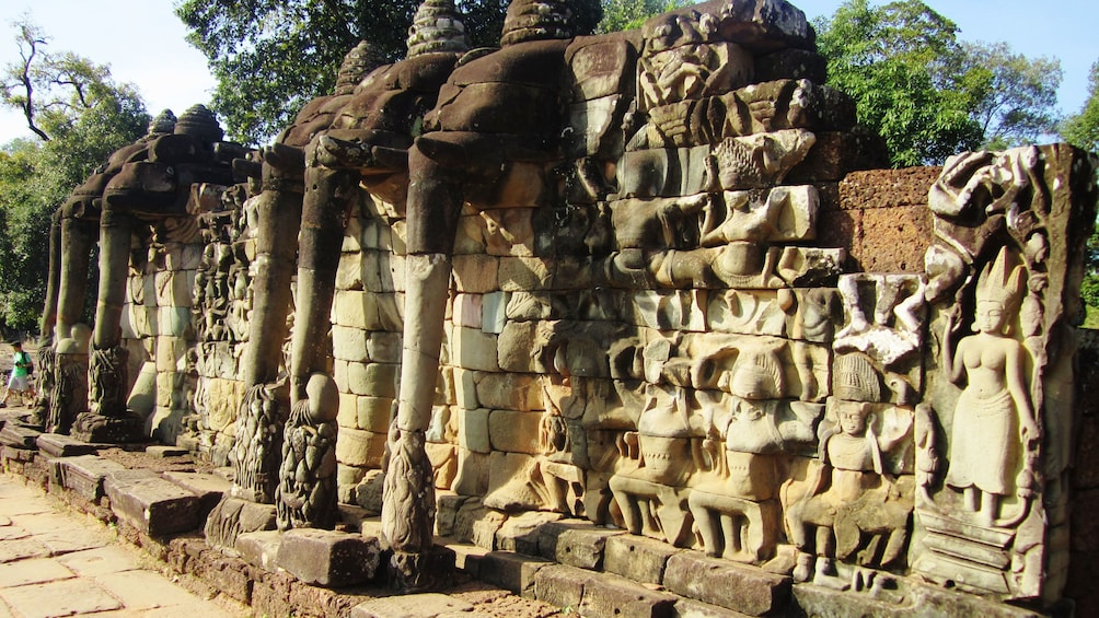 Apri foto 5 di 9. Stunning architecture of Angkor Wat