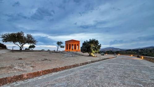 villa dei templi agrigento