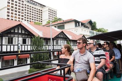 Singapore Hop-On Hop-Off Bus Tour