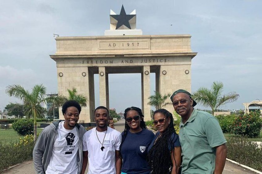 Accra City Tour Year of Return Edition
