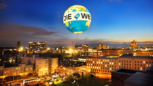 Hot Air Balloon over Berlin