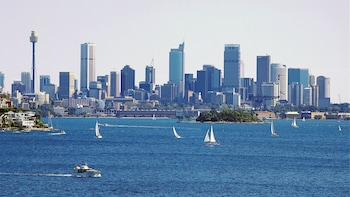 Panoramic Sydney City Highlights Small-Group Half-Day Tour