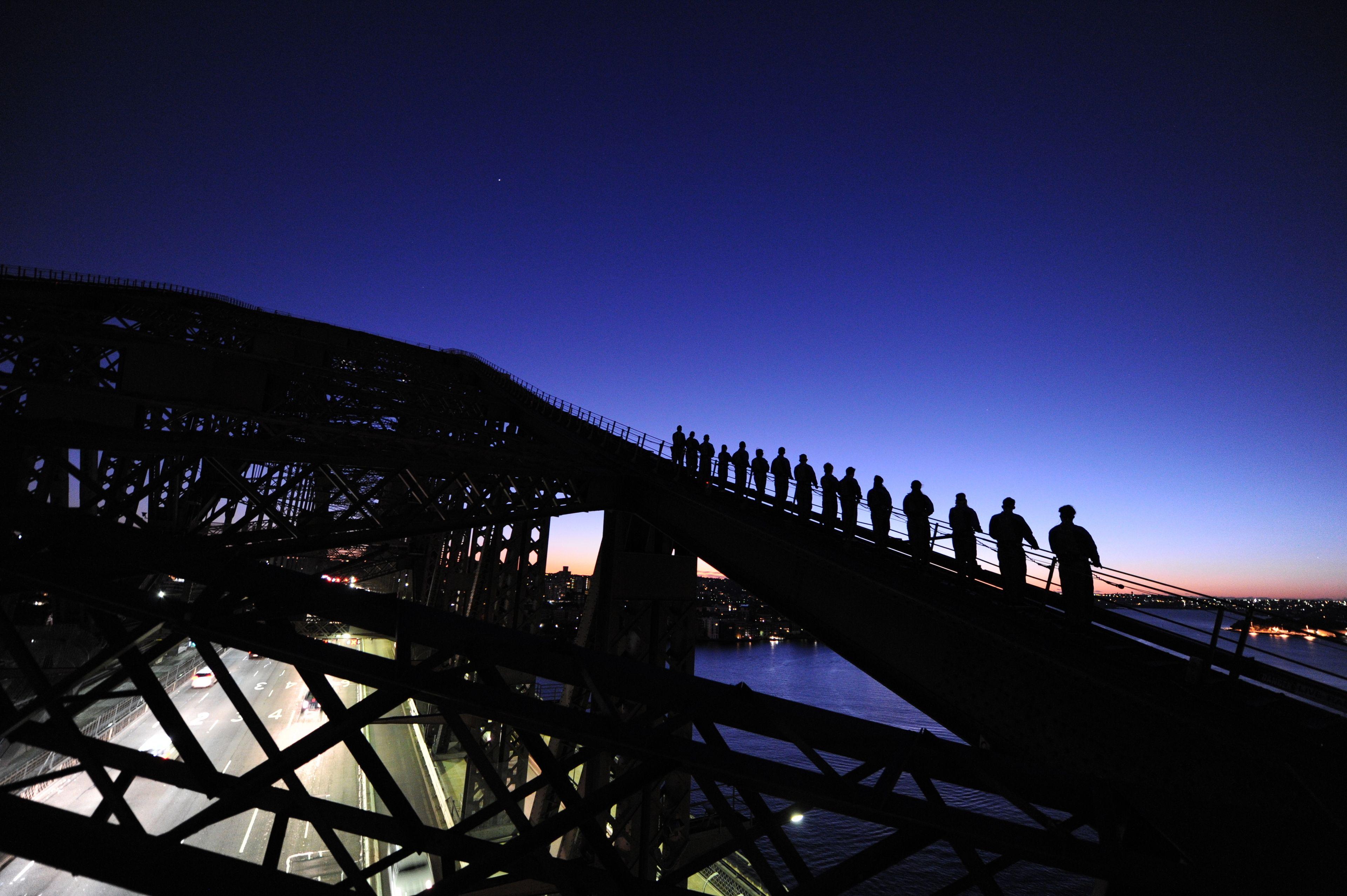 BridgeClimb Dawn.JPG