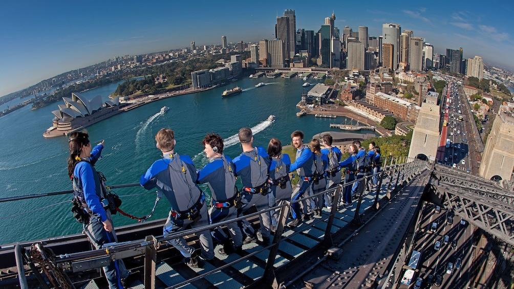 Show item 5 of 8. BridgeClimb Summit at Sydney Harbour Bridge