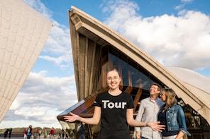Tour guiado de la Ópera de Sídney