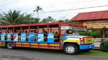 CITY TOUR SAN ANDRES ISLANDS IN TYPICAL CHIVA