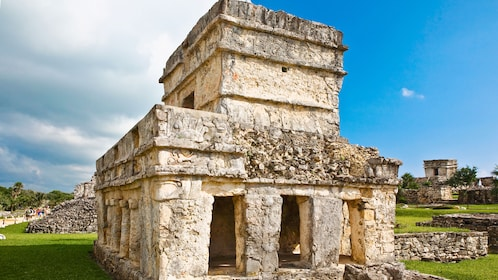 Ancient building at Tulum