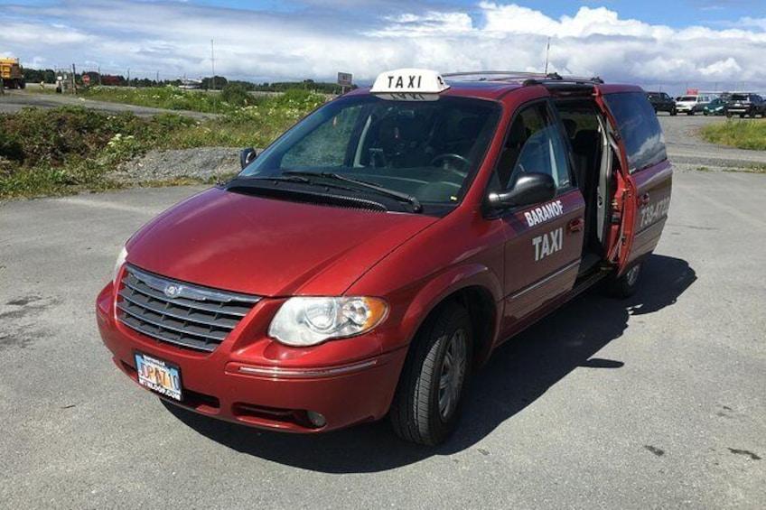 Private Taxi Tour