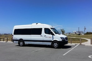 Private Transport from Abbotsford International Airport (YXX) to Vancouver