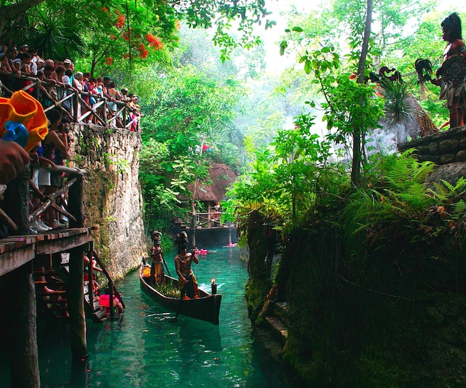 Show item 3 of 10. Xcaret Park Tickets