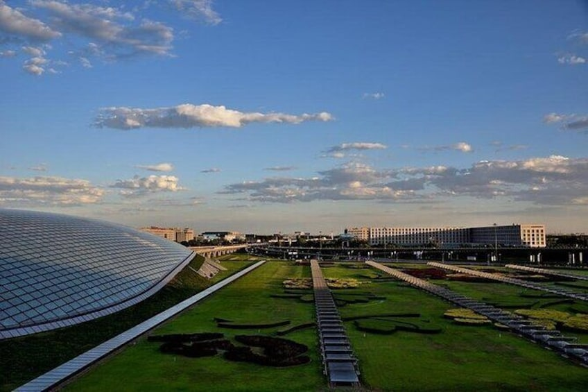 Show item 4 of 6. Private Airport Transfer:Beijing Daxing International Airport to Beijing Hotel
