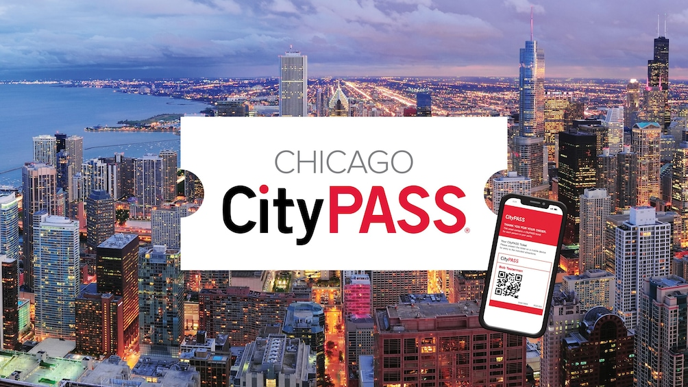 Cargar ítem 1 de 9. Chicago CityPASS: Admission to Top 5 Chicago Attractions